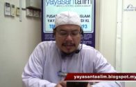 Yayasan Ta'lim: Tafsir Maudhu'ie [05-08-17] (Surah Al Baqarah)