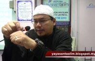 Yayasan Ta'lim: Tafsir Maudhu'ie [29-07-17] (Surah Al Baqarah)