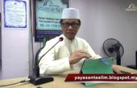 Yayasan Ta'lim: Talbis Iblis [08-04-17]