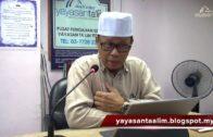 Yayasan Ta'lim: Talbis Iblis [16-09-17]