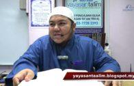 Yayasan Ta'lim: Zadul Ma'ad [15-06-17]