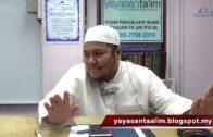 Yayasan Ta'lim: Zadul Ma'ad [18-01-18]