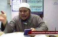 Yayasan Ta'lim: Zadul Ma'ad [20-10-16]