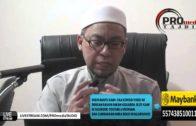 01-08-2015 Ustaz Ahmad Jailani: Hukum Membawa Anak2 Kecil Ke Masjid