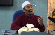 10-08-2014 Ustaz Ahmad Jailani: Istilah Hukum Fiqh, Cantum Puasa & Jilboobs