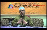 10-10-2013 Dr. Asri Zainul Abidin: Al-kafi… Yang Maha Memberi Kecukupan
