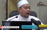 13-06-2015 Ustaz Ahmad Jailani: Keluar Air Mani Dengan Sengaja & Hukum Fidyah Bagi Wanita