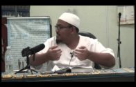14-05-2013 Ustaz Hisyam Radzi, Cuci Najis Pada Pakaian.