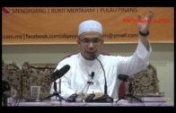 14-11-2013 Dr. Asri Zainul Abidin: Menjelang Akhir Zaman Perempuan Ramai Dari Lelaki