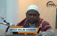 15-05-2016 Ustaz Halim Hassan: Kesalahan-kesalahan Dalam Bertaubat