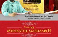 17-01-2016 || Talaqqi Misykatul Mashaabih || Maulana Muhammad Asri Yusoff