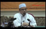 28-11-2013 Dr  Asri Zainul Abidin: Solehnya Ibu Ayah Turun Ke Anak