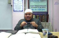 Yayasan Ta'lim: Zadul Ma'ad [22-02-18]