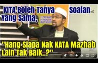 Dr. Rozaimi Nak TEGUR Orang Kuat GENG-GENG Mazhab Syafi'i Ini…