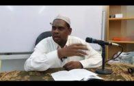 22-12-2017 ||  Ustaz Halim Hassan – Syarah Kitab Hilyah Thalabil Ilmi -siri 6