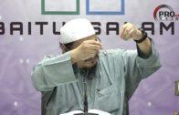 03-03-2018 Ustaz Adli Mohd Saad :  Daurah Intisari Aqidah Ahlus Sunnah Wal Jama'ah | Sesi Ketiga