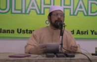 "20170128 ""Pengajian Berkitab Sahih Bukhari Bab Azan"" Maulana Ustaz Asri Bin Yusoff"