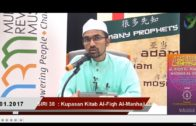 SIRI 38|| Al-Fiqh Al-Manhaji || DR ROZAIMI RAMLE