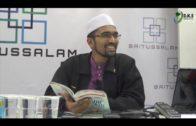 23/11/2016||Bab Hadis Yang Ditolak Oleh Dalil Dalil Yang Sahih||Ust Dr Rozaimi Ramle