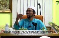 YBhg. Dr. Rozaimi Ramle. HUKUM TALFIQ MAZHAB