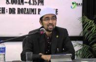 08 Feb 2016 Syarah Hadis 40 Imam Nawawi Sesi 3 Oleh Dr Rozaimi Ramlee