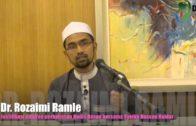DR  ROZAIMI RAMLE  : Justifikasi Anjuran Perbahasan Hadis Hasan Bersama Syeikh Hassan Haidar
