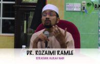 DR  ROZAIMI RAMLE : STRATEGIK HIJRAH NABI