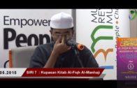 SIRI 7 || Al-Fiqh Al- Manhaji || DR ROZAIMI RAMLE