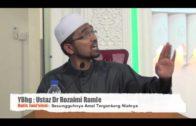 25-03-2015  Ustaz Dr Rozaimi Ramle – Sesungguhnya Setiap Amalan Itu Dengan Niat
