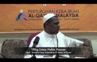 03-06-2014 Mukjizat Dalam Al-Quran – YBhg.USTAZ HALIM HASSAN