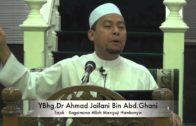 22-10-2014 Bagaimana Allah Swt Menguji Hambanya Oleh DR AHMAD JAILANI