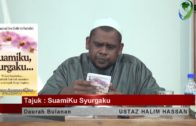 26-10-14 Daurah Full : Suami Ku Syurgaku – Ustaz Halim Hassan