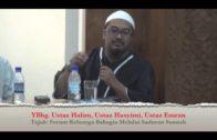 01-05-2014 USTAZ HALIM&USTAZ HASYIMI&USTAZ EMRAN Tajuk: Keluarga Bahagia Melalui Saduran Sunnah
