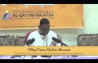04-04-2014 USTAZ HALIM HASSAN Tajuk : Kendudukan As-Sunnah Suatu Pembersihan Bagi Seorang Muslim