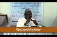 06-01-2014 USTAZ HALIM HASSAN Tajuk : Sifat Ghulu Membinasakan Ummat