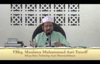 Maulana Asri Yusoff : Bersikap Tenang Terhadap Ayat Mutasyabihaat