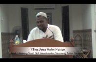 29-12-2013 USTAZ HALIM HASSAN Tajuk : Sesungguhnya Manusia Di Dalam Kerugian