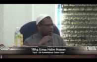 31-08-2013 USTAZ HALIM HASSAN Tajuk : Erti Kemerdekaan Dalam Islam