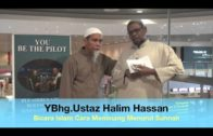 24-08-2013 BICARA AGAMA BERSAMA USTAZ HALIM HASSAN Tajuk : Meminang Menurut Sunnah