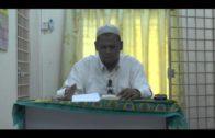 20-07-2013 USTAZ HALIM HASSAN Tajuk : Sesungguhnya Pendengaran & Penglihatan & Hati Akan Ditanya