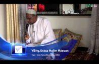 12-07-2013 USTAZ HALIM HASSAN Tajuk : Masyarakat Salah Faham Manhaj Ilmu ASWJ