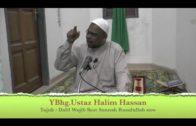 21-06-2013 USTAZ HALIM HASSAN Tajuk : Dalil Wajib Ikut Nabi Saw