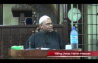 22-06-2013 USTAZ HALIM HASSAN Soal Jawab Tajuk : Adakah Sunnah Nabi Saw Menyambut Nisfu Sya'ban