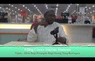 12-05-2013 USTAZ HALIM HASSAN Tajuk : Allah Bagi Petunjuk Bagi Orang Yang Bertaqwa