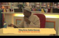 27-04-2013 USTAZ HALIM HASSAN Tajuk : Asuhlah Jiwa Yang Bermasalah