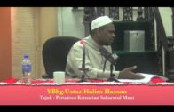 23-12-2012 USTAZ HALIM HASSAN Tajuk: Peristiwa Kematian Sakaratul Maut