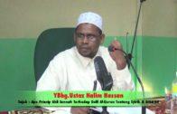 09-12-2012 USTAZ HALIM HASSAN Tajuk : Apa Prinsip ASWJ Pada Dalil Al-Quran Tehadap Syirik & Bida'ah