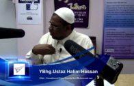 08-12-2012 USTAZ HALIM HASSAN Tajuk : Tidak Boleh Beribadat Melainkan Apa Allah Syariatkan