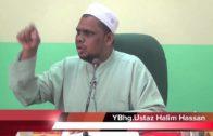 """14-10-2012 USTAZ HALIM HASSAN Tajuk : Sesi Soal Jawab """" Solat Aid Adha & Solat Jumaat """""""
