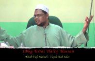 24-06-2012 USTAZ HALIM HASSAN Tajuk: Soal Jawab & Fiqh Sunnah Hukum Meninggalkan Solat Sesi 01